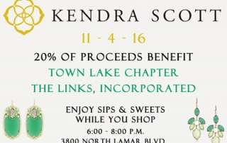 Kendra Scott Gives Back