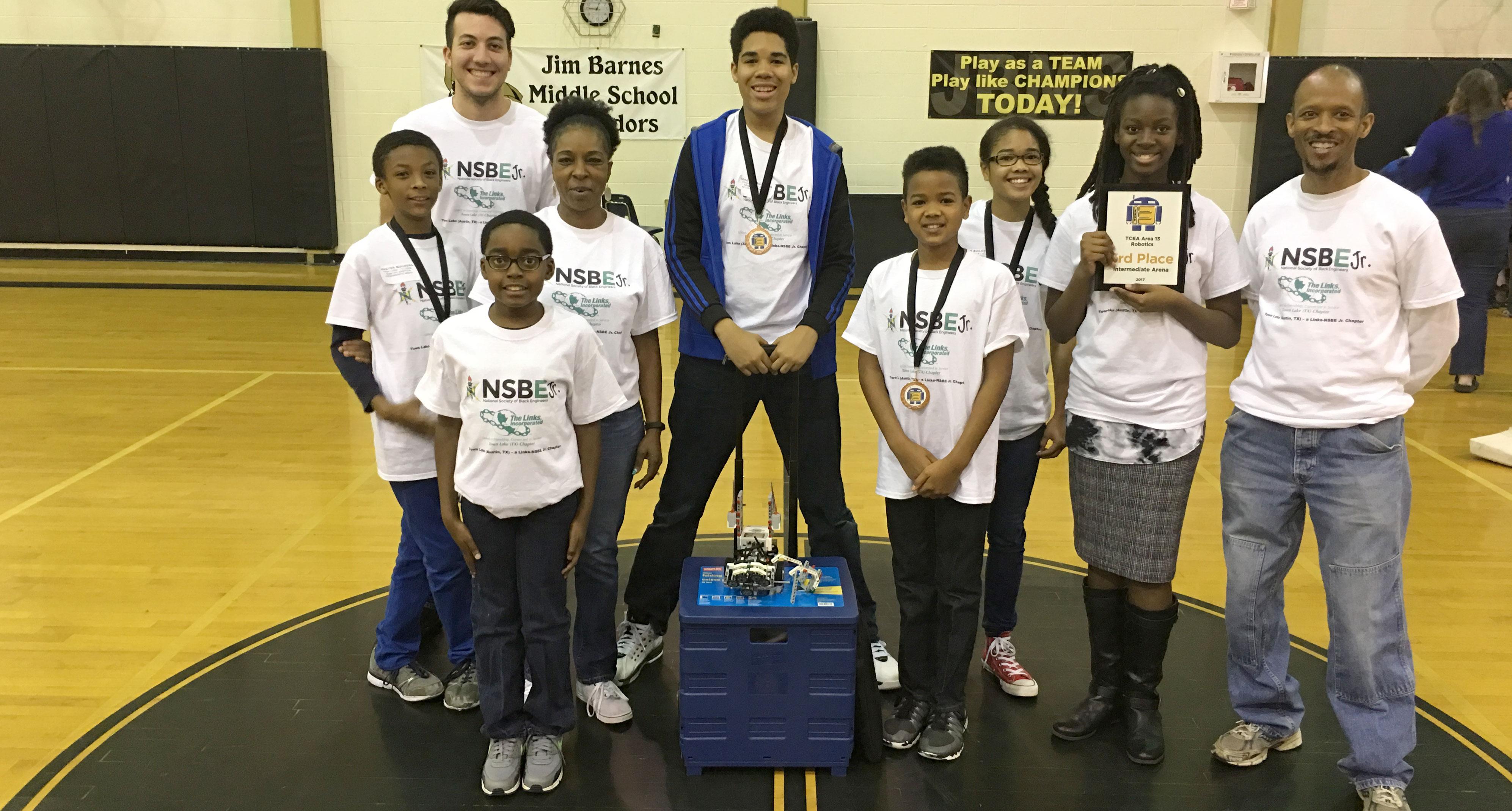 NSBE Jr. Robotics