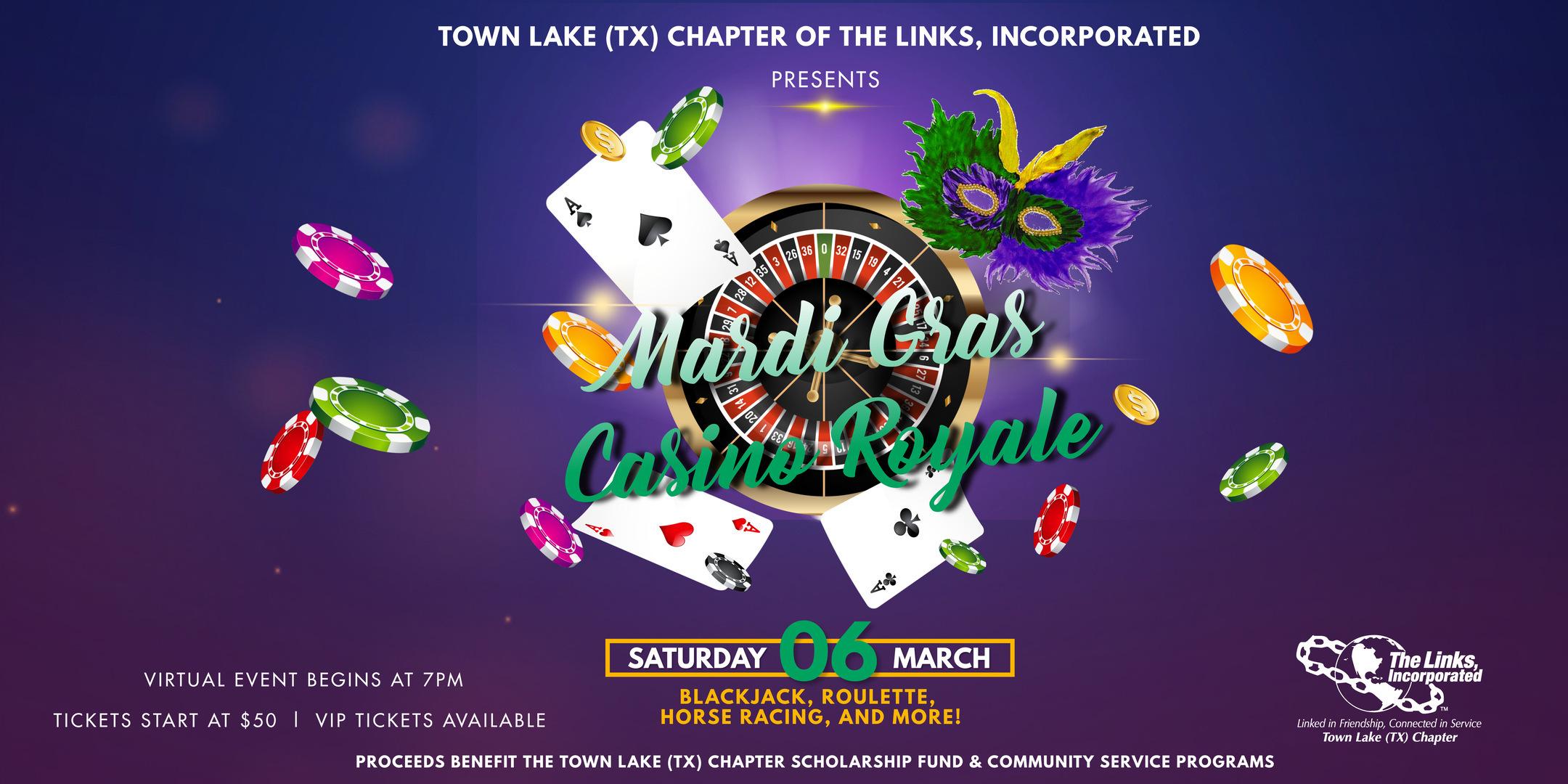 Mardi Gras Casino Royale