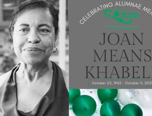 In Loving Memory of Joan Means Khabele-Happy Heavenly Birthday